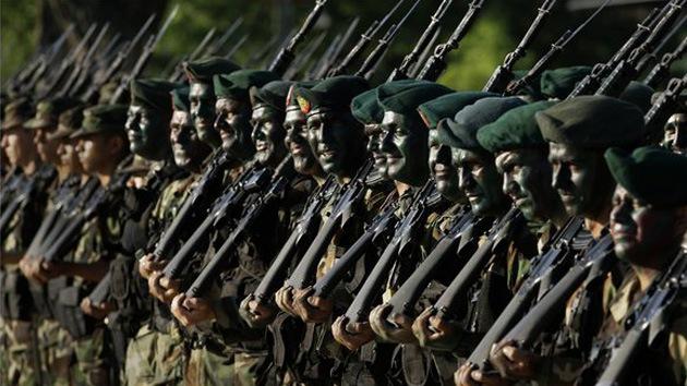 La UNASUR duplica el gasto militar