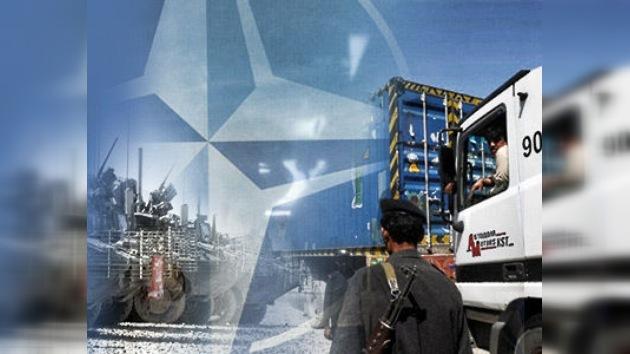 OTAN: no hay planes de extender operaciones a Pakistán