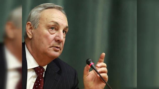 Falleció en Moscú el presidente de Abjasia Serguéi Bagapsh