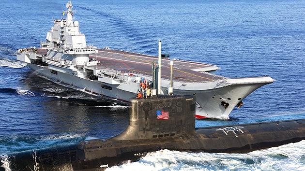 """La próxima guerra de EE.UU. """"será con China por el dominio de los océanos"""""""