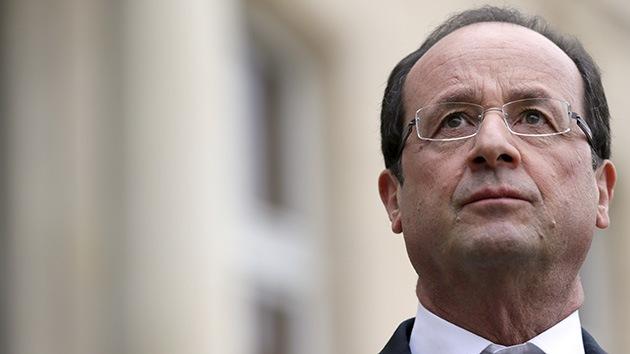 Francia, dispuesta a actuar contra Siria para restaurar su influencia en Oriente Medio