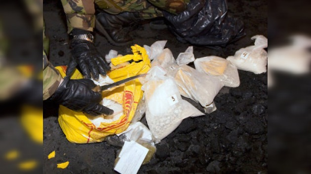 "Rusia ""inundada"" por la heroína"