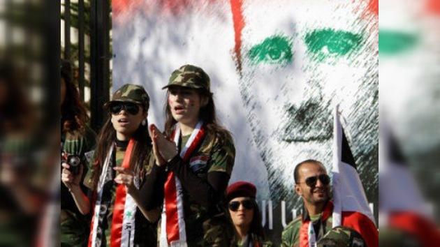 EE. UU. asegura que no desea una intervención en Siria