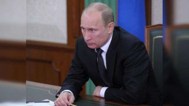 """Vladímir Putin: """"fui blanco de planes de atentados desde 1999, pero no tengo miedo"""""""