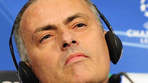 """Mourinho: """"Deberían llamarme 'El Único'"""""""