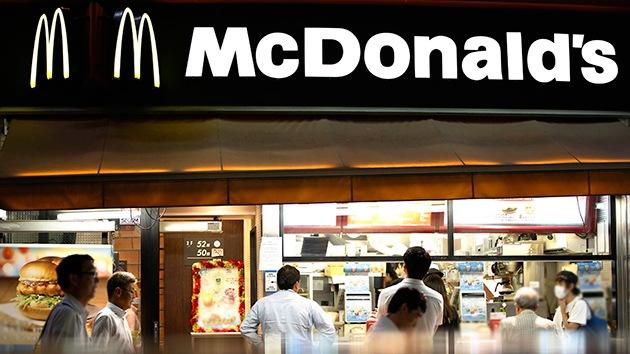 McDonald's sufre su peor caída en ventas mensuales desde 2003