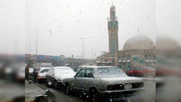 Irak, sacudido por el infierno del invierno ruso