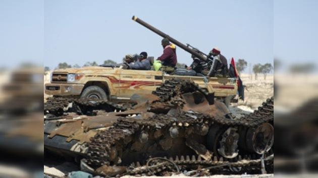 EE. UU. no ha cesado los bombardeos en Libia