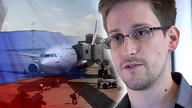 L.A. Times: Snowden pide asilo político a 15 países