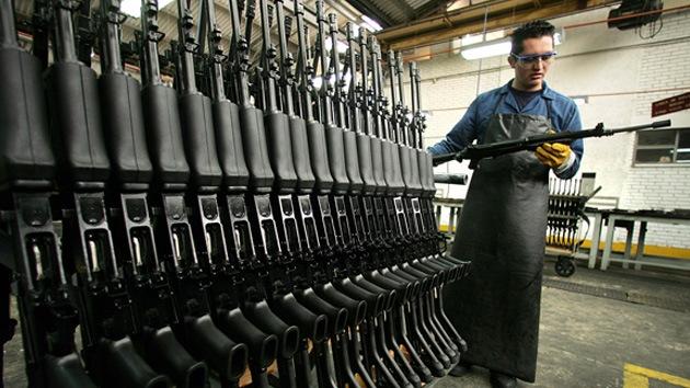 Rusia: El mercado de armas en América Latina superará los 50 billones de dólares