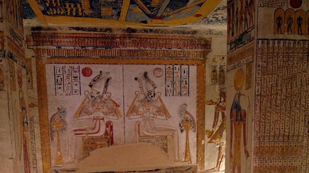Egipto: Hallan la tumba del cervecero jefe de la diosa Mut