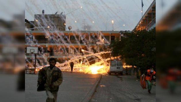Israel sanciona a los culpables de usar fósforo blanco