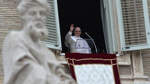 Francisco: Dios nunca se cansa de perdonar a los hombres