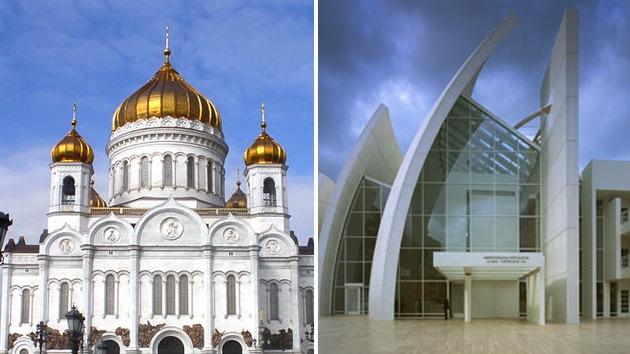 Vaticano: Las iglesias de Rusia son más bellas que las de Roma