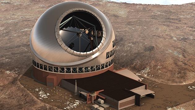 Fotos: Construirán en Hawái el mayor telescopio del mundo