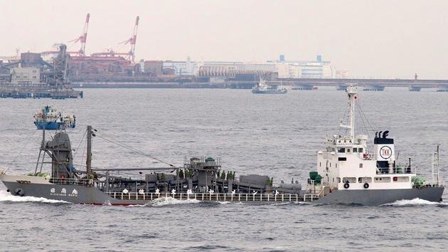 Japón pierde un submarino de 5 toneladas