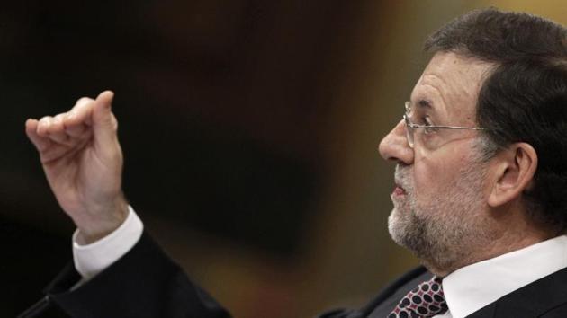 2013: Mariano Rajoy espera un año mejor pese a la contracción del PIB