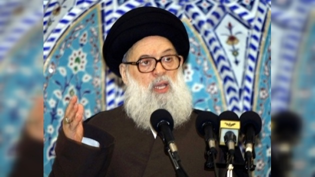 Muere en el Líbano el líder espiritual de Hezbolá