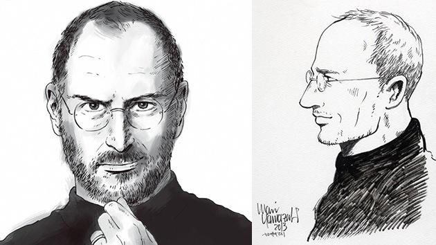 Publican un cómic sobre Steve Jobs