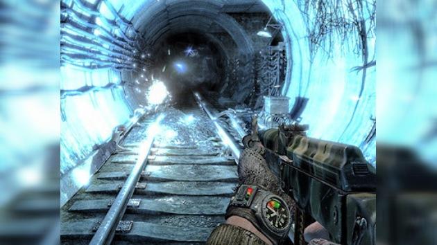 El nuevo 'shooter' ambientado en el metro ruso del futuro