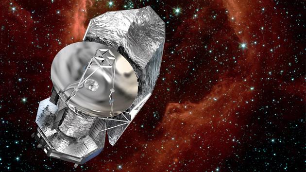 Astrônomos afirmam colidem Observatório Espacial Herschel na Lua