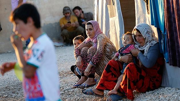 """Inteligencia kurda: """"5.000 personas pueden morir a manos del EI en Kobani en 24 horas"""""""