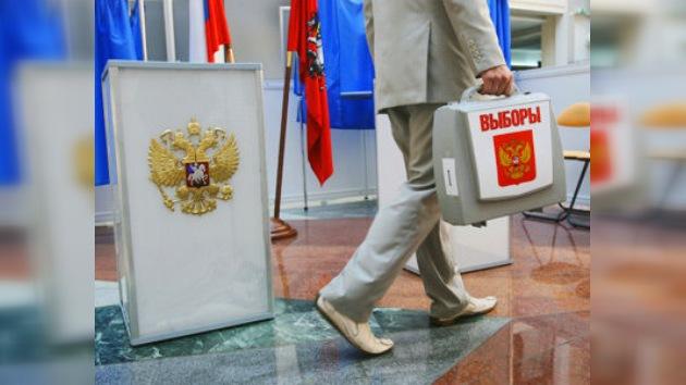 Las presidenciales en Rusia se celebrarán el 4 de marzo de 2012