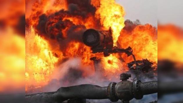 Un sabotaje corta la exportación de crudo del norte de Irak