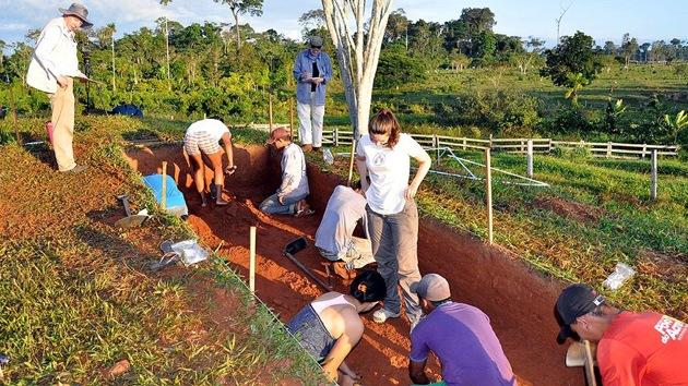 Arqueólogos hallan en Brasil indicios de una antigua y desconocida civilización