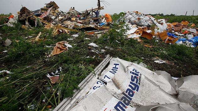 Putin: La causa principal de la tragedia del MH17 es el conflicto armado en Ucrania