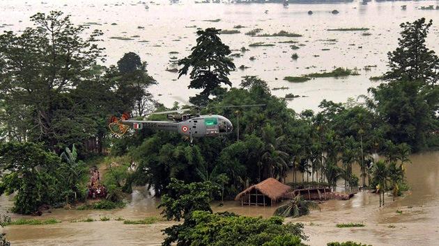 Las inundaciones más devastadoras del siglo XXI