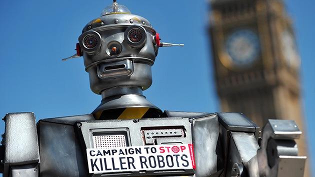 ¡Terminemos con Terminator antes de que lo creen!: Los robot-asesinos, casi una realidad