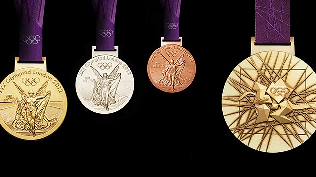 ¿A cuánto 'cotiza' el oro olímpico?