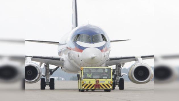 Sukhoi SuperJet 100 tendrá dormitorios y duchas