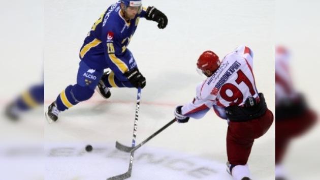 Rusia enfrentará a Suecia en su debut en la Copa del Canal 1