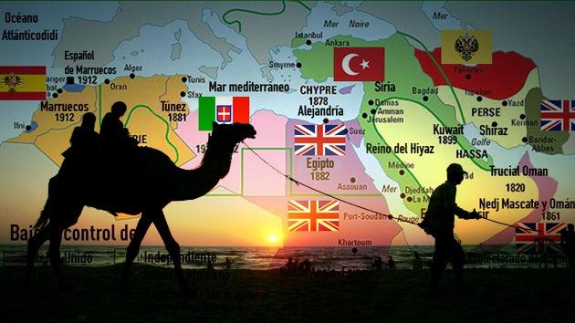 Mapas que explican un complejo 'mundo' llamado Oriente Próximo