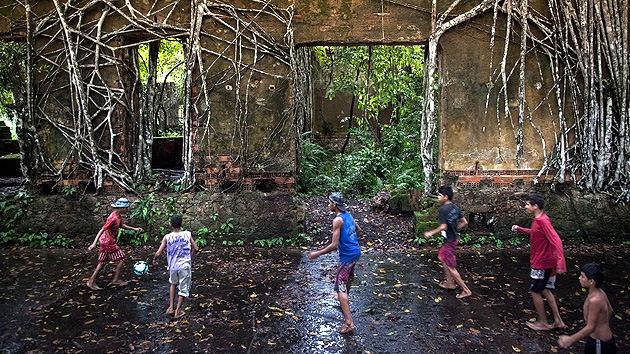 Brasil: Organizan un Mundial alternativo en las favelas como protesta por las inversiones