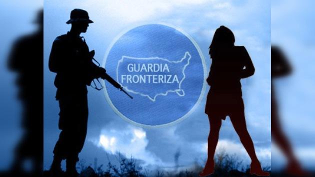 Abusos sexuales de guardias fronterizos, una práctica común en EE.UU.