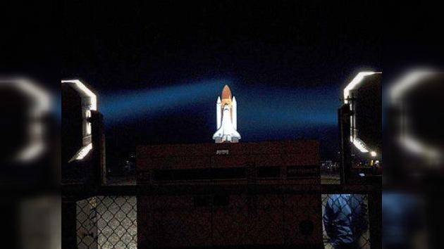 La NASA suspende el último lanzamiento del Endeavour por problemas técnicos