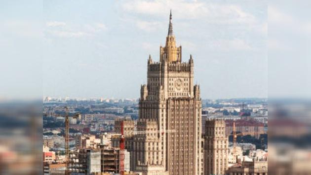 El Ministerio de Exteriores ruso reacciona a las críticas de EE. UU.