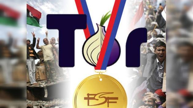 Premian a Tor Project por su aportación a la protección del anonimato en la red
