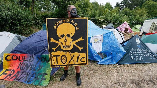 ¿Está el 'fracking' detrás del aumento de terremotos y de la radiación?