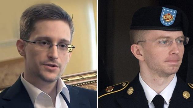 Miembros del Partido Pirata nominan a Manning y a Snowden para el Nobel de la Paz