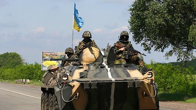 Kiev podría utilizar equipo militar de segunda mano de EE.UU.