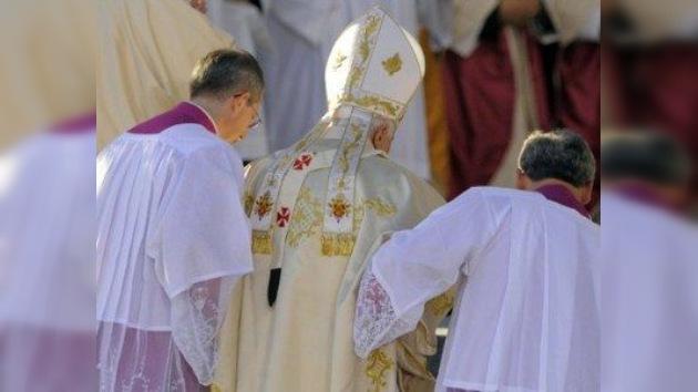 Detenido el hombre que disparó a un guardaespaldas de Benedicto XVI