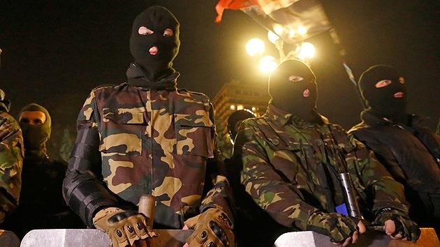 Churkin: A Rusia le preocupa el crecimiento de los sentimientos nazis en Ucrania