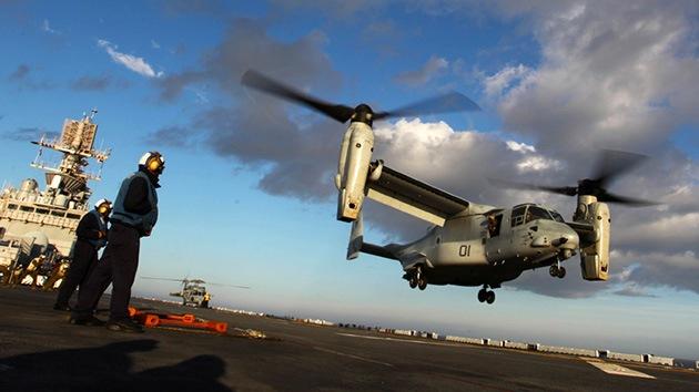 El despliegue de aviones militares de EE.UU. en Japón topa con la oposición local