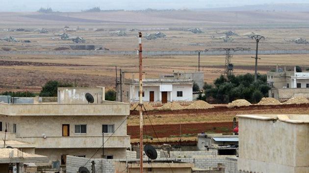 EE.UU. aplaude la toma de una base aérea por rebeldes sirios