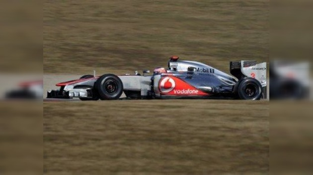 Fórmula-1: El inglés Jenson Button, primer líder de la temporada tras ganar en Australia