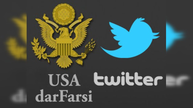 EE. UU. se dirige en persa a los iraníes en Twitter